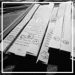 ...keeping strips organize...