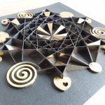 Golden Hexagon - detail